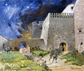 25. Presa del Castello di Gorizia