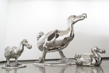 29.The Dodo, 2013-2015 acciaio inossidabile cm210x180x260 ph. Andrea Lazzari