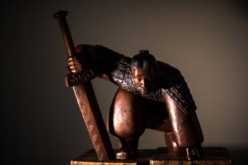 9.Melody, 2010-2011, bronzo cm 105x110x90 ph. Michele Stanzione