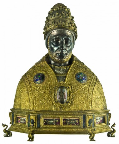 ANTONIO-DI-SALVI-Reliquiario-a-busto-di-S.-Silvestro-papa-1497.