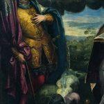 JACOPO-ROBUSTI-TINTORETTO-Madonna-con-Bambino-in-gloria-tra-S.-Vittore-e-S.-Nicolò-1540-45-c.-olio-su-tela-cm-187-x-1195.-150x150