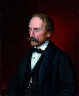 Portrait  Johann M. Sattler
