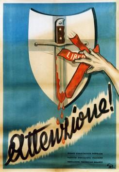 manifesto (fdp) 70x100 cm '48.26