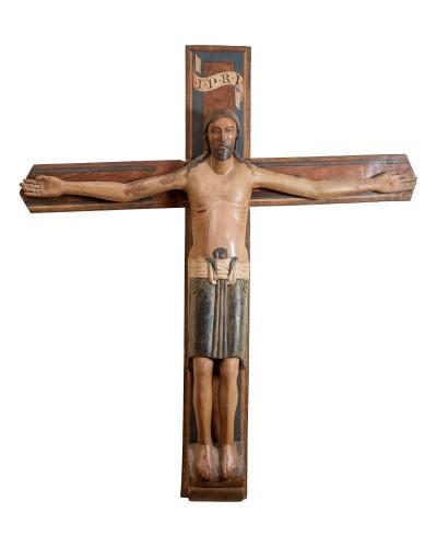 Crocifisso di sant'Eutizio - Matelica