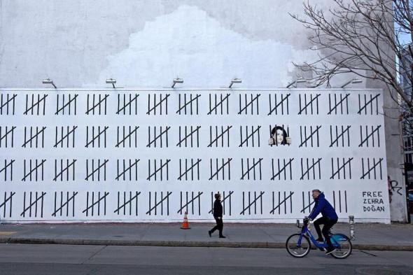 Il-murales-di-Banksy-dedicato-a-Zehra-Doğan-590x393