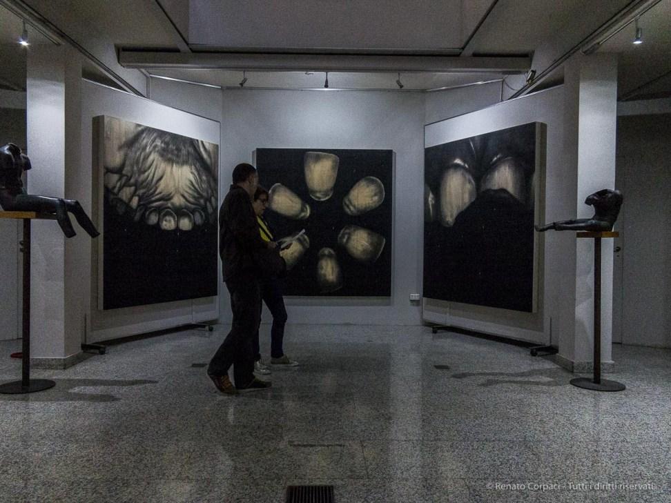 Omar Galliani, Denti (2009)