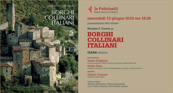 locandina presentazione libro Carver a Napoli