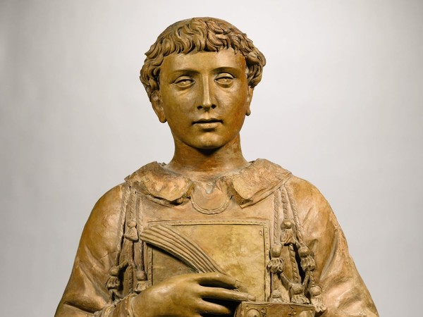 80647-Donatello_San_Lorenzo_verso_il_1440_terracotta_gi_dipinta_Parigi_collezione_Peter_e_Kathleen_Silverman