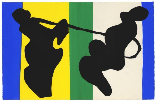 Henri-Matisse-Il-cowboy-da-Jazz-Tériade-Editore-Parigi-1947-Kunstmuseum-Pablo-Picasso-Münster-©-Succession-H.-Matisse-S.I.A.E-2018-1200x781-1200x781-645x420