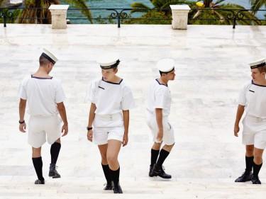 Hellenic Naval Academy Grecia