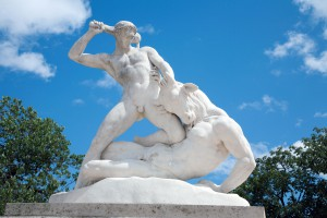 Paris,Tuileries garden,France,statue,art