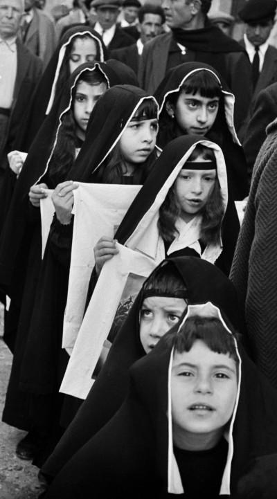 Festa-di-Santa-Fortunata.-Ciminna-1964-C-Ferdinando-Scianna