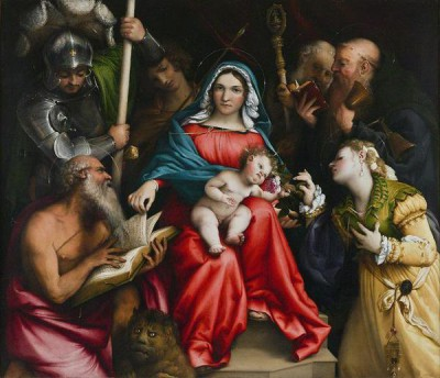 mostra Lorenzo Lotto National Gallery