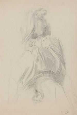 Boldini Figura femminile, 1890-1899