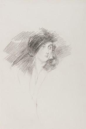 Boldini - ritratto di Dora di Rudini'