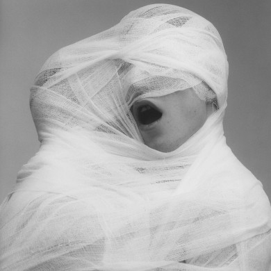 3_WhiteGauze_1984_Copyright Robert Mapplethorpe Foundation_Used by permission