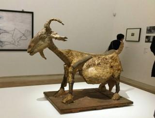 Sculture_Picasso_Galleria_Borghese_Roma