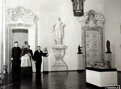 """best service 05bb4 2ad6f Papa Paolo VI e gli Artisti. """"TORNIAMO AMICI"""" è il titolo ..."""