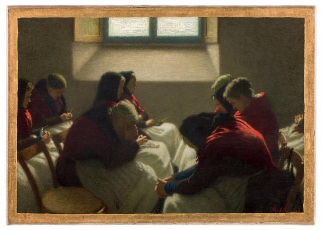 5.-Angelo-Morbelli-Sedia-Vuota-1903-olio-su-tela.-Collezione-privata-640x457