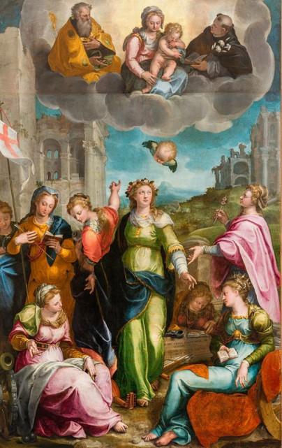 Pittura-Verona-1570-1630