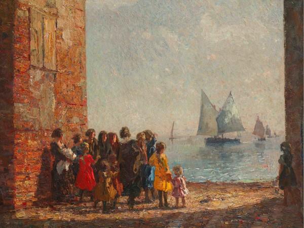 88235-Beppe-Ciardi_Il-ritorno-delle-barche-da-pesca