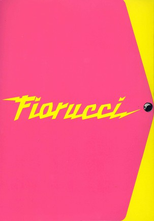 A1) Fiorucci Stickers, 1984. Panini, Modena