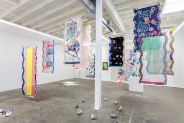 A16) Ludovica Gioscia, Infinite Present, 2017