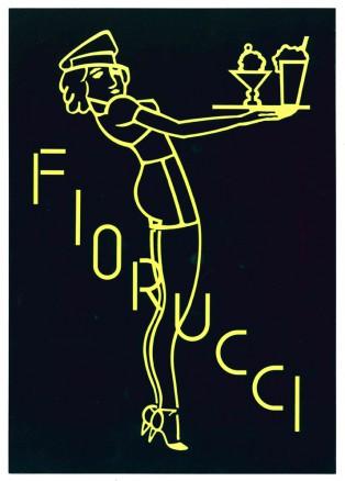 A2) Fiorucci Stickers, 1984. Panini, Modena