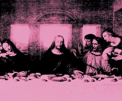 WARHOL Andy - The Last Supper_dettaglio