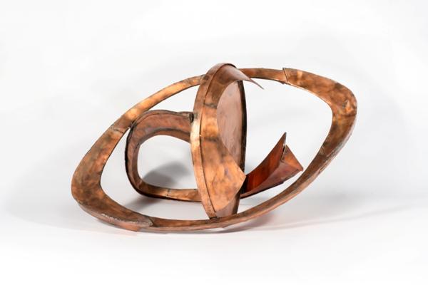 2.Bartonville I, 1968, rame_ copper, cm 34,9x58,5x37,5 (2)