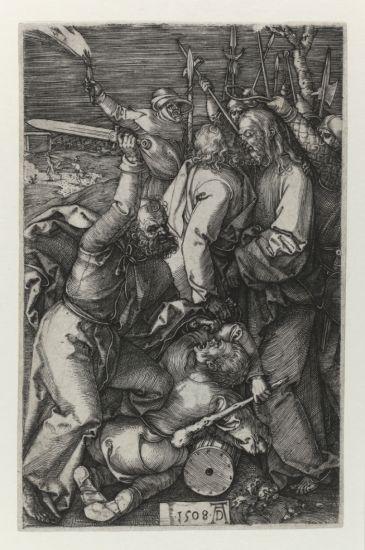 L'arresto di Cristo 1508