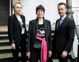 Felicitas-Thun-Hohenstein-Renate-Bertlmann-Gernot-Blumel.-Photo-Renate-Aigner