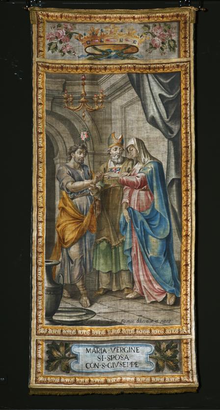 Sposalizio della Vergine con Giuseppe