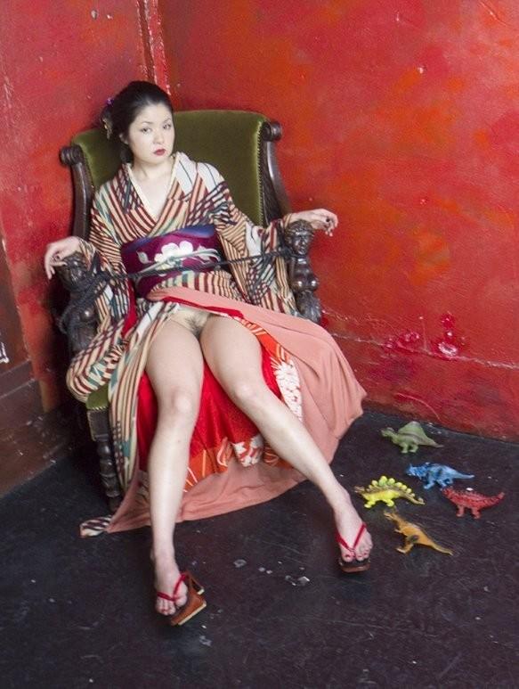 Araki-Kimono