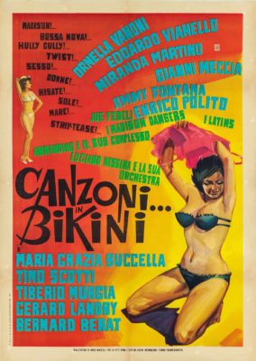 Canzoni…-in-bikini-1963-Regia-Giuseppe-Vari-manifesto-cm-140x100-284x400