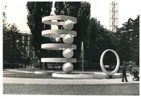 Cattaneo e Radice_La Fontana di Camerlata_1936_lancio