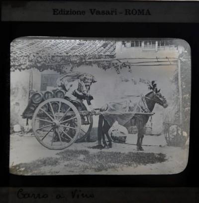 Collezione-Diapositiva-su-vetro-2-Edizioni-Vasari-Roma-Carro-a-vino