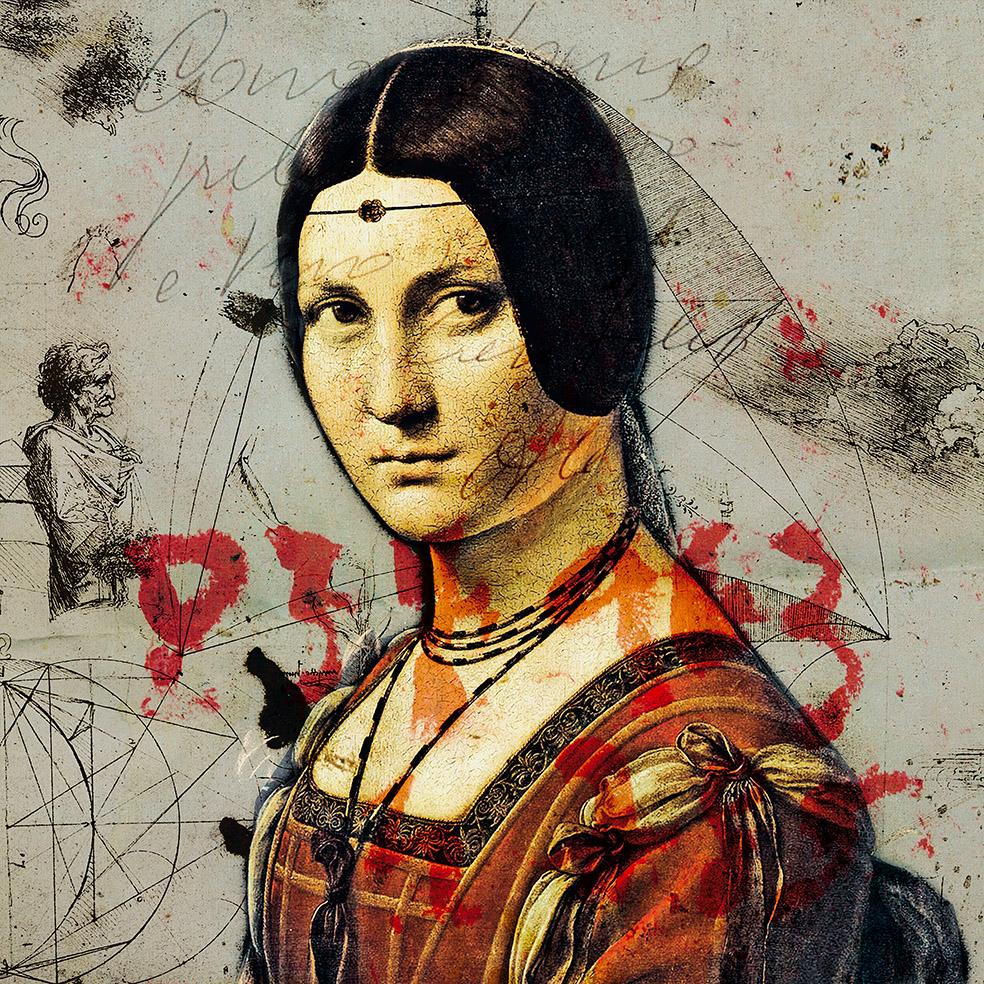 Merini Leonardo  25x25 x (2)