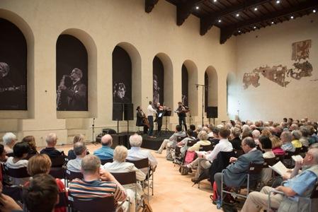 3 un concerto TMF alla Sala Podiani della Galleria Nazionale dell'Umbria