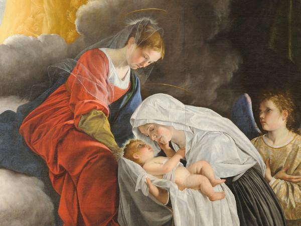 93623-Orazio-Gentileschi_Madonna-con-Bambino-e-Santa-Francesca-Romana_Galleria-Nazionale-delle-Marche_Urbino