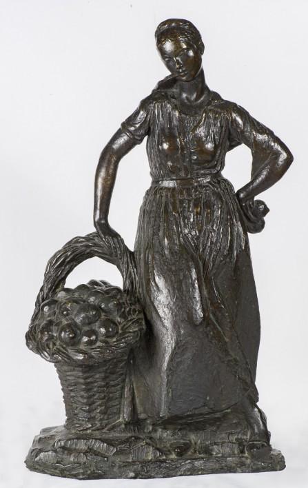 Inv. GAA18507 e  inventario sculture 1987