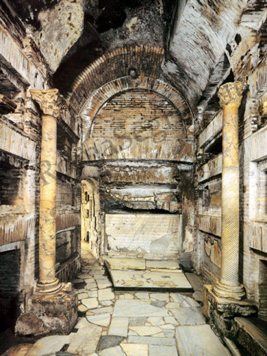 catacombe-s.callisto-cripta-dei-papi