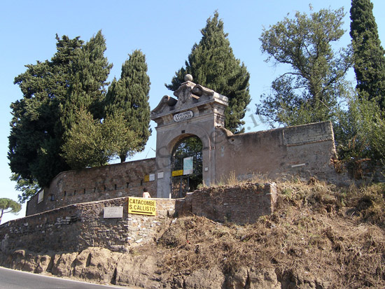 catacombe-s.callisto-ingresso