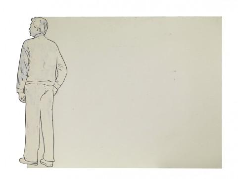 Renato-Mambor-Riflettore-avorio-1992-tecnica-mista-su-cartone-cm-72x97-copia.