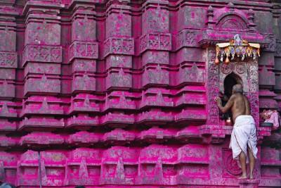 Ashish Gupta_Jyotiba Temple devotees visit to participate in the annual temple festival_Kolhapur_03-03-2013
