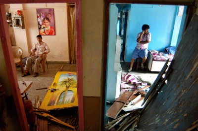 Ashish Gupta_Neighbours at Mira Sadan building_Mumbai_ 26062008