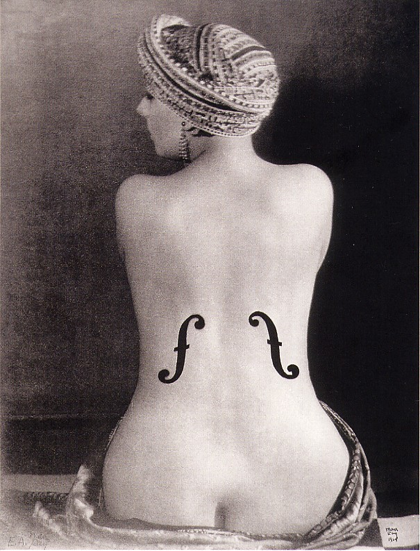 man-ray_-le-violin-de-ingres_-1924