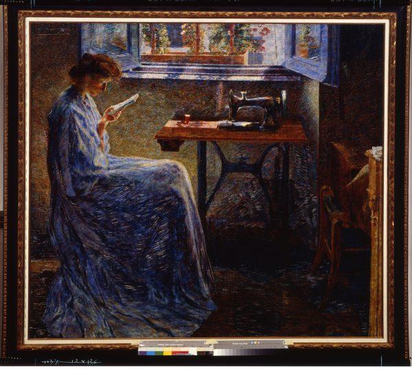 CBAM-004-Umberto-Boccioni-1882-1916-Il-romanzo-di-una-cucitrice-1908--600x538