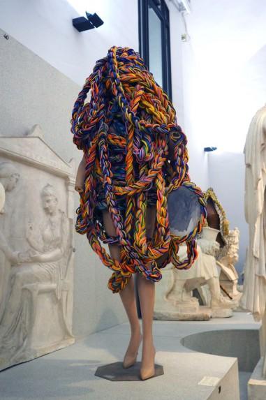 Sissi-Manifesto-Anatomico-veduta-della-mostra-presso-Museo-Civico-Archeologico-Gipsoteca-Bologna-2015-photo-Roberta-Serra-Iguana-Press-Courtesy-Istituzione-Bologna-Musei