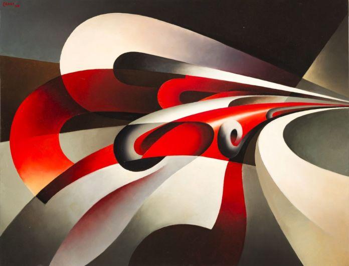 Tullio-Crali-Le-forze-della-curva-1930.-Collezione-privata-696x532